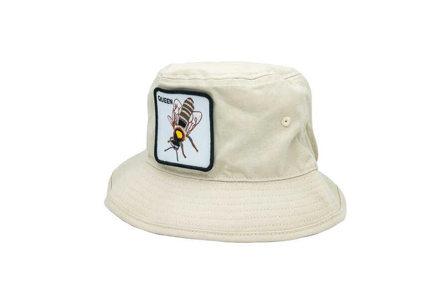 Goorin Bros - Goorin Bros Bee-Witched ( Arı Figür) 105-0203 Bucket (1)