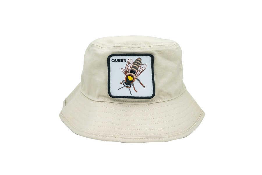 Goorin Bros - Goorin Bros Bee-Witched ( Arı Figür) 105-0203 Bucket
