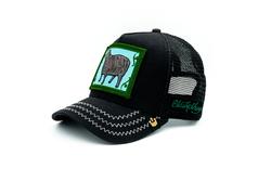 Goorin Bros Black Sheep (Koyun Figür) Şapka - Thumbnail