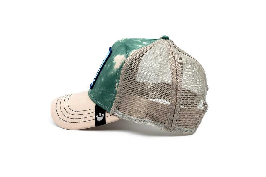 Goorin Bros Bold Eagle Desenli Şapka 101-2716 ( Yunus )