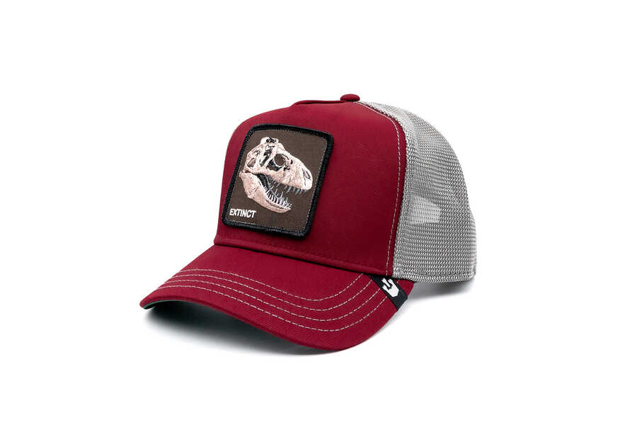 Goorin Bros - Goorin Bros Extinch Bordo Şapka 101-0735 (1)