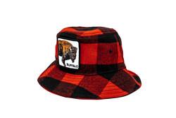Goorin Bros Extrea Buff ( Bufalo Figür )105-0216 Bucket - Thumbnail