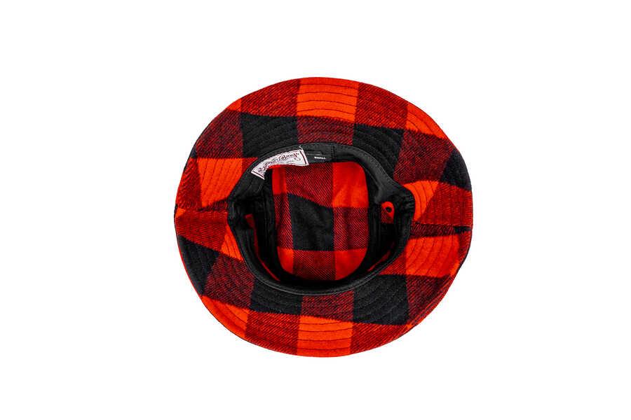 Goorin Bros Extrea Buff ( Bufalo Figür )105-0216 Bucket