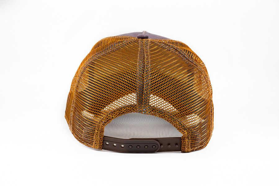 Goorin Bros Eye Of The Tiger Kahverengi Şapka