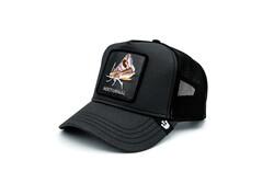 Goorin Bros Gimme The Light ( Kelebek Figürlü) Deri Görümlü Şapka 101-0824 - Thumbnail