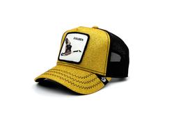 Goorin Bros Golden Egg Altın Simli Şapka - Thumbnail