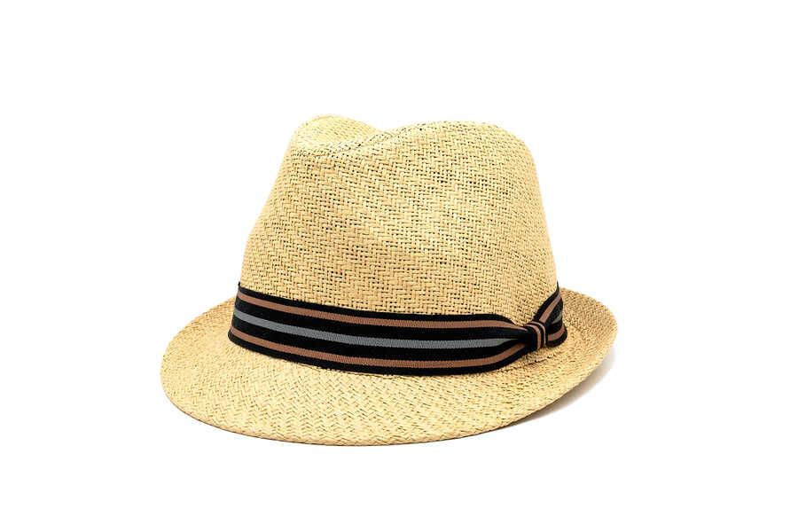 Goorin Bros - Goorin Bros Hasır Fötr Şapka 100-1283 Tom Killan (1)