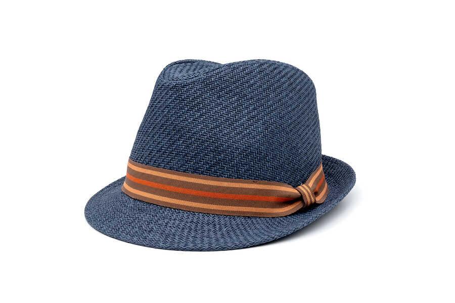 Goorin Bros Hasır Fötr Şapka 100-1283 Tom Killan