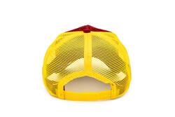 Goorin Bros Hot Cheetah ( Kaplan Figürlü) Deri Görünümlü Şapka 101-0871 - Thumbnail