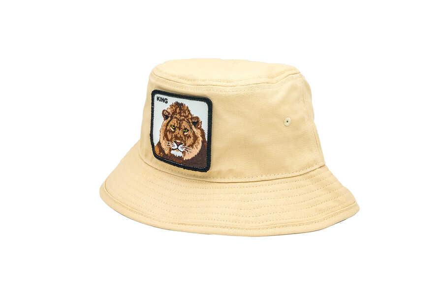 Goorin Bros - Goorin Bros Lion Around ( Aslan Figür ) 105-0204 Bucket (1)