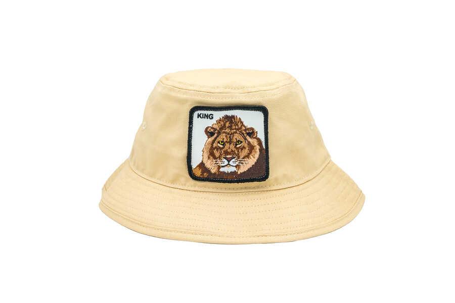 Goorin Bros - Goorin Bros Lion Around ( Aslan Figür ) 105-0204 Bucket