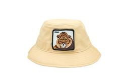 Goorin Bros - Goorin Bros Lion Around ( Aslan Figür ) 105-0204 Bucket (Thumbnail - )