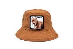 Goorin Bros Misunderstood ( Pitbull ) Kahverengi Bucket 105-0209 - Thumbnail