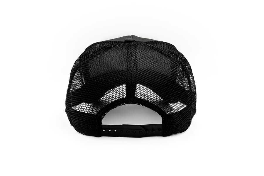 Goorin Bros Moon Lover (Kurt Figür) Siyah Şapka