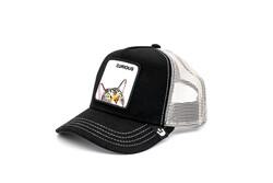 Goorin Bros Peek A Boo ( Kedi Figürlü) Siyah Şapka - Thumbnail