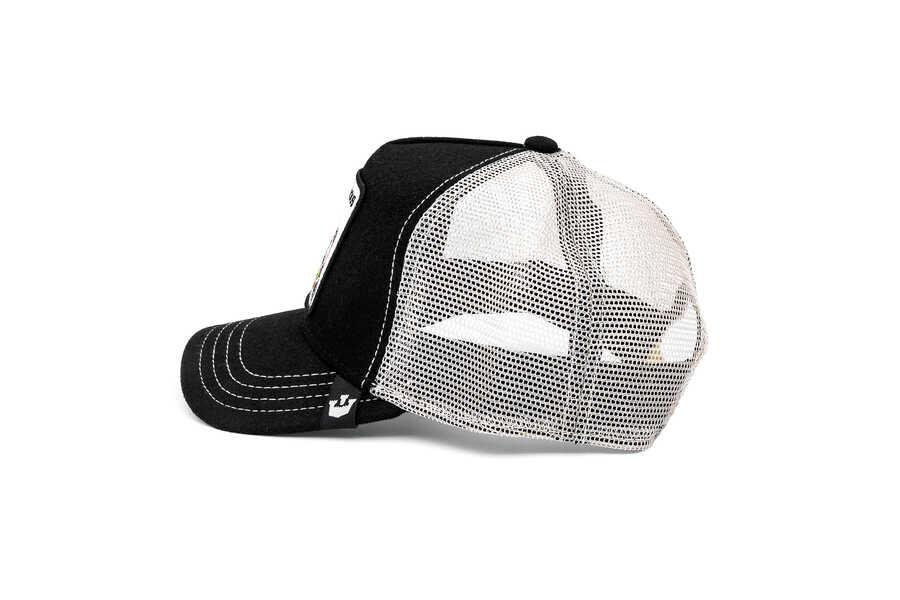 Goorin Bros Peek A Boo ( Kedi Figürlü) Siyah Şapka