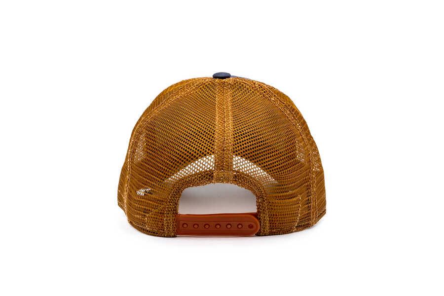 Goorin Bros Sea Dog (Fok Figürlü) Lacivert Şapka