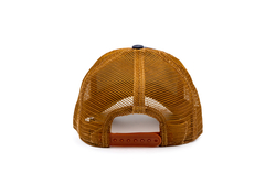 Goorin Bros Sea Dog (Fok Figürlü) Lacivert Şapka - Thumbnail