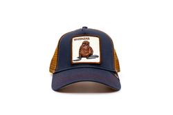 Goorin Bros - Goorin Bros Sea Dog (Fok Figürlü) Lacivert Şapka (Thumbnail - )