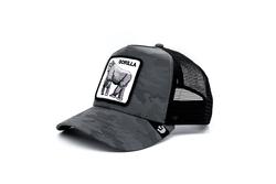 Goorin Bros Silverback ( Goril ) Siyah Şapka 101-2678 - Thumbnail