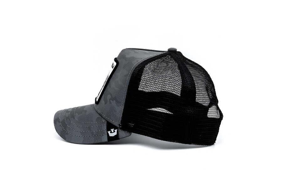 Goorin Bros Silverback ( Goril ) Siyah Şapka 101-2678