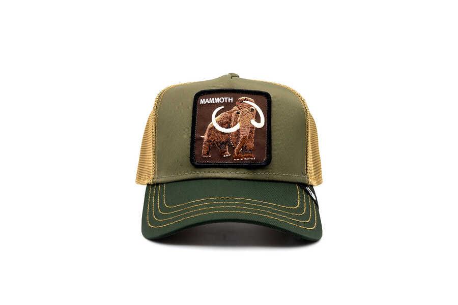 Goorin Bros - Goorin Bros Wooly Mammoth (Mamut) Yeşil Şapka