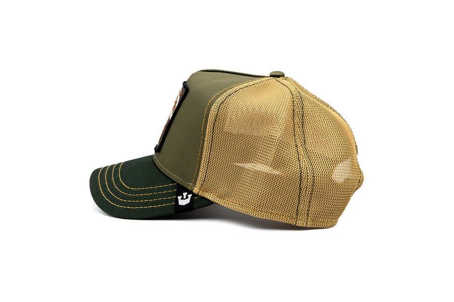 Goorin Bros Wooly Mammoth (Mamut) Yeşil Şapka